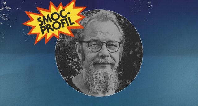 SMOC-profil med illustratören Anders Jeppsson