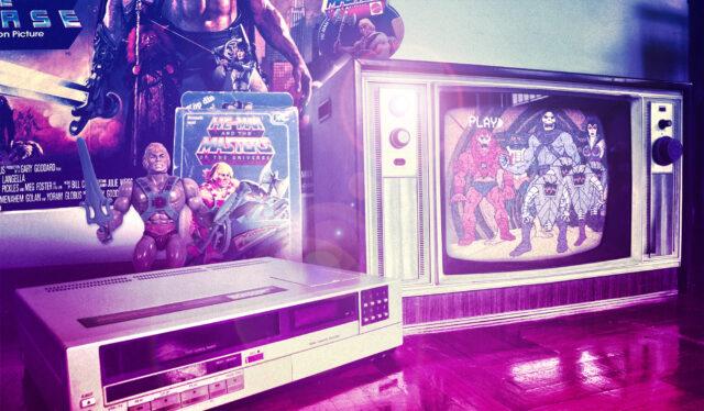 SMOC kartlägger svenska Masters of the Universe VHS